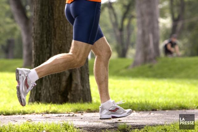 «Le problème de l'activité physique n'est pas pris... (PHOTO ALAIN ROBERGE, LA PRESSE)
