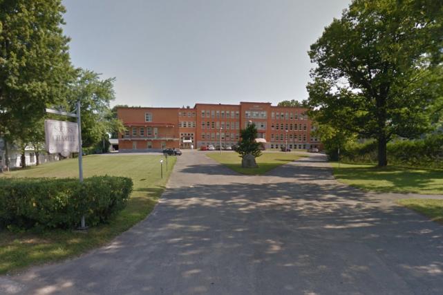 L'ancien couvent des Soeurs de la Charité de... (Photo Google Maps)