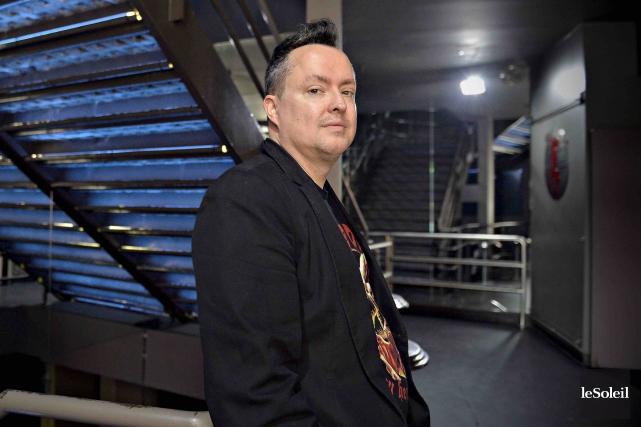 Mike Ward... (Photothèque Le Soleil, Pascal Ratthé)