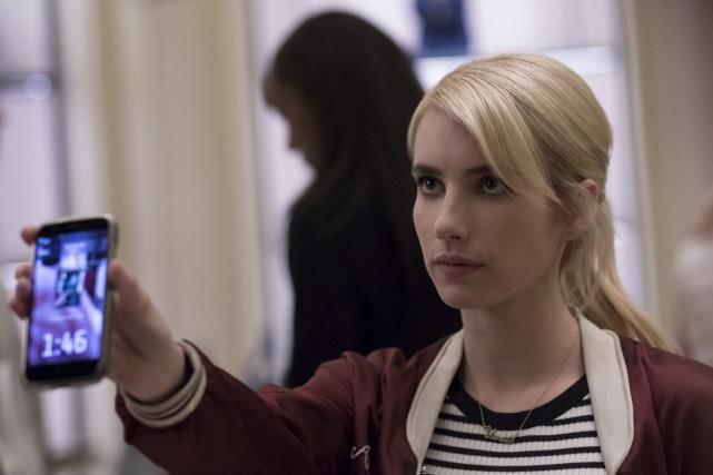Dans Nerve, les joueurs comme Vee (Emma Roberts)... (Fournie par Les Films Séville)