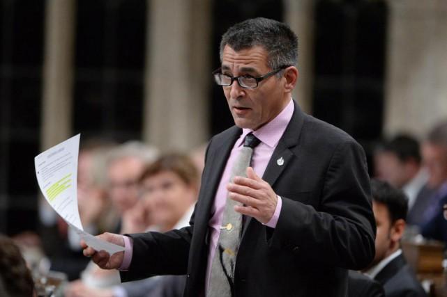 Un ancien député du Nunavut réclame plus de détails quant au départ de... (Photo Adrian Wyld, archives La Presse Canadienne)