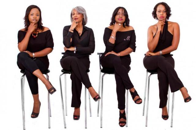 Le spectacle Les monologues du vagin n'a pas... (Photo fournie par Haïti en folie)