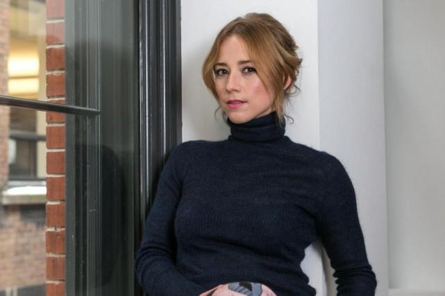 L'actrice Karine Vanasse donnera la réplique à Sophie... (PHOTO HUGO-SÉBASTIEN AUBERT, LA PRESSE)