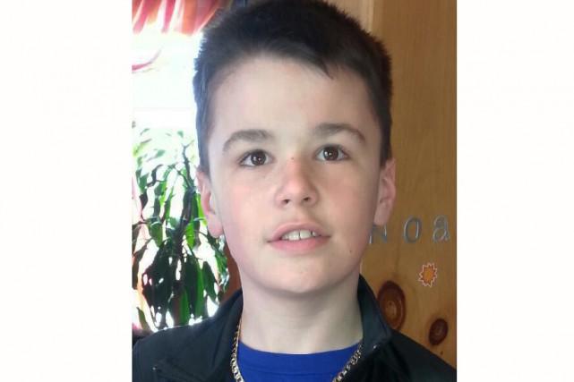Jonathan Samson-Tardif, 12 ans, aurait disparu au retour...