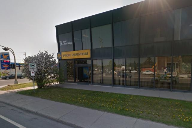Un vol à main armée a été perpétré dans une banque du secteur Hull en fin de... (Capture d'écran, Google Street View)