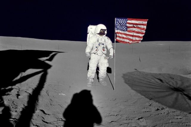 Les astronautes seraient victimes d'une exposition plus forte... (Archives AFP, NASA)