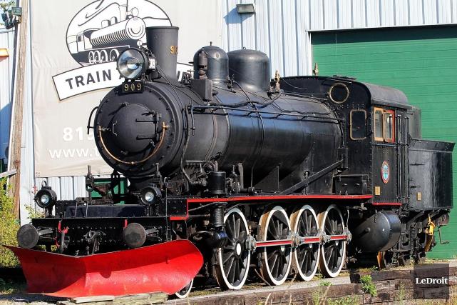 CHRONIQUE / De tous les plans de relance du train touristique... (Etienne Ranger, Archives LeDroit)