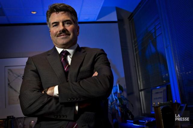 James Lopez, PDG de Tembec... (Archives La Presse)