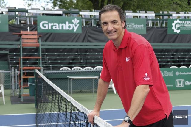 Loger les participants du Challenger de tennis de... (Alain Dion, La Voix de l'Est)