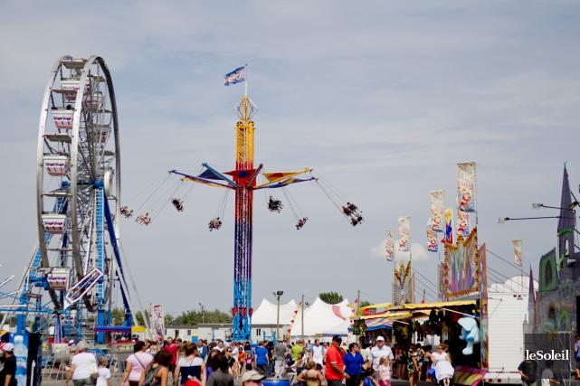 Beauce Carnaval affirme avoir manqué de temps pour... (Photothèque Le Soleil)