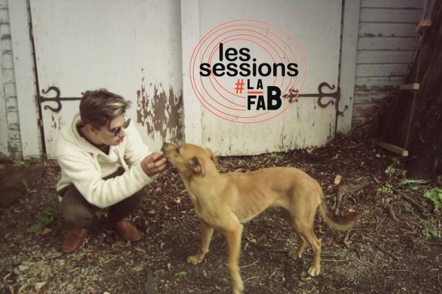 Gabriel Bouchard | Roberval | Les Sessions #LaFab... (Photo courtoisie, Télé-Québec)