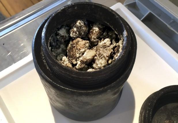 Exhalant un fort parfum de levure et de... (AFP)