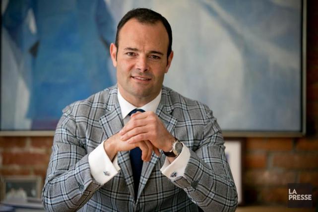 Michael D. Penner, président du conseil d'administration d'Hydro-Québec.... (Photo David Boily, Archives La Presse)