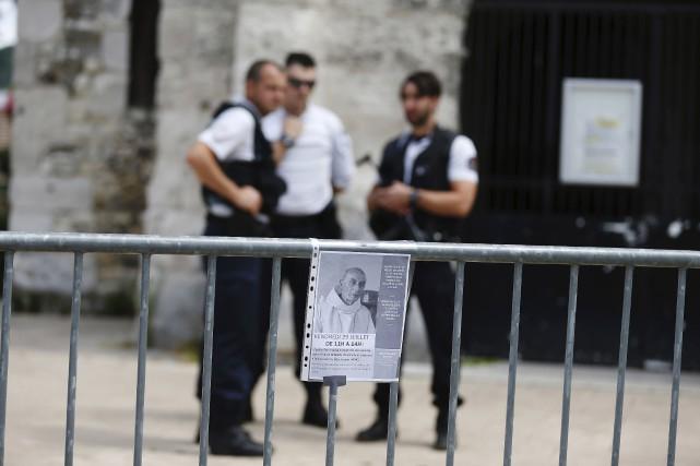 L'attentat a été revendiqué par le groupe armé... (AFP)