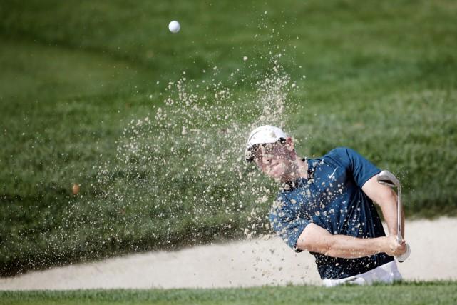 Le top4 du classement mondial a renoncé au... (PHOTO Mike Groll, AP)