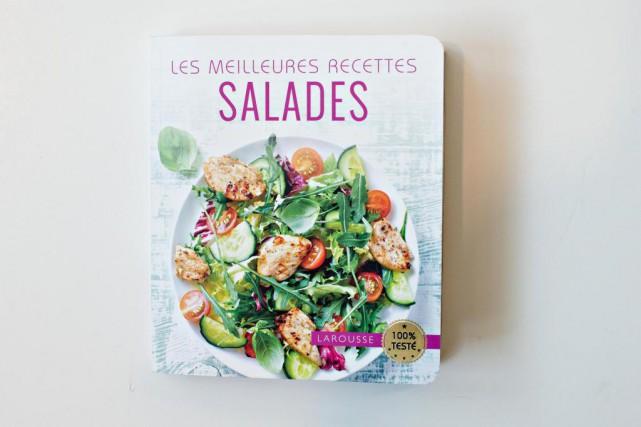 Salades, les meilleures recettes... (Photo Olivier Jean, La Presse)