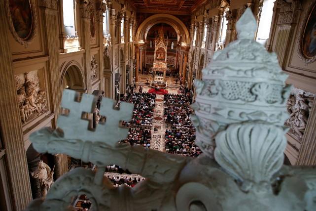 Des organisations musulmanes italiennes ont invité vendredi leurs représentants... (Photo Tony Gentile, archives REUTERS)