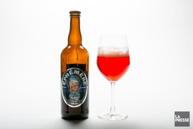 Peu sucrée, peu amère et facile à boire,... (Photo Martin Tremblay, La Presse)