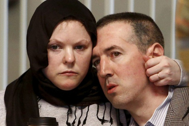 John Nuttall et Amanda Korody avaient été reconnus coupables... (PHOTO BEN NELMS, REUTERS)
