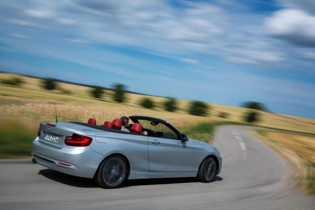 Paul Tousignant souhaite faire l'acquisition d'un cabriolet d'occasion... (photo BMW)