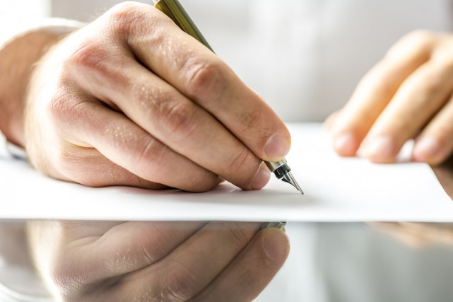 Dans votre dernière lettre parue le 27juillet, M.Forcier, vous souhaitez... (123RF)