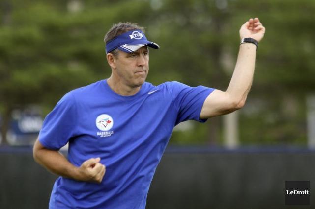 Denis Boucher est recruteur pour les Yankees de... (Etienne Ranger, LeDroit)