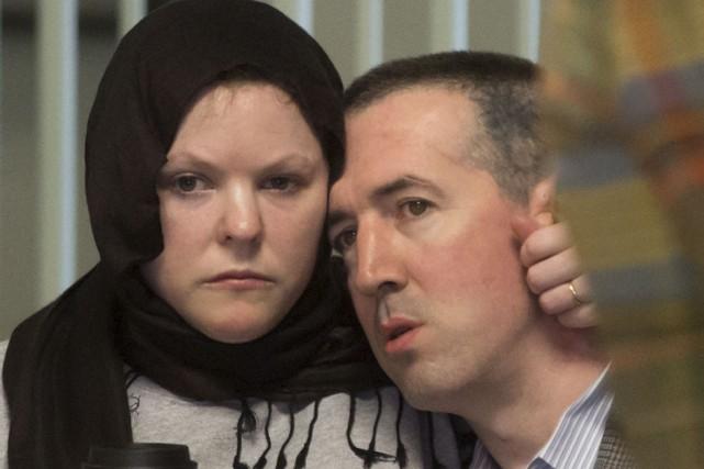John Nuttall et Amanda Korodycroyaient être en contact... (La Presse Canadienne, Darryl Dyck)