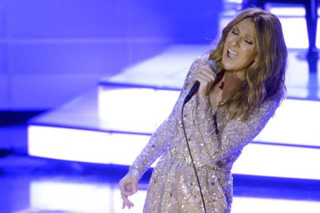 Céline Dion ne manque pas d'admirateurs de partout... (La Presse)