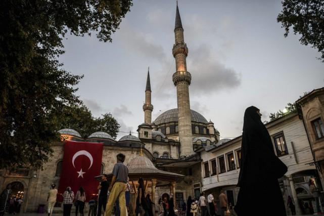 Un «climat de terreur» pèse sur la justice en Turquie empêchant la tenue de... (PHOTO OZAN KOSE, ARCHIVES AFP)