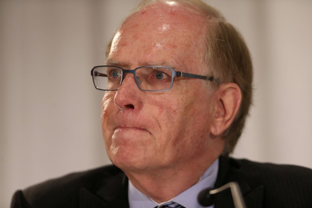 Richard McLarena publié un rapport accusant le ministère... (PHOTO Peter Power, REUTERS)