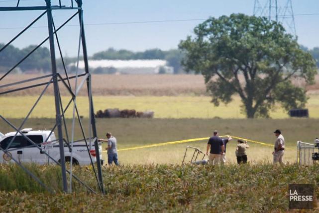 Le NTSB avait indiqué plus tôt sur Twitter... (Phoot Ralph Barrera, Austin American-Statesman/AP)