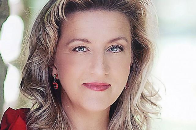 La mezzo Renée Lapointe chantera en compagnie de... (Photo courtoisie)