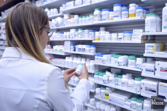 Les pharmaciens ont déjà commencé à prodiguer des... (Le Progrès-Dimanche, Rocket Lavoie)