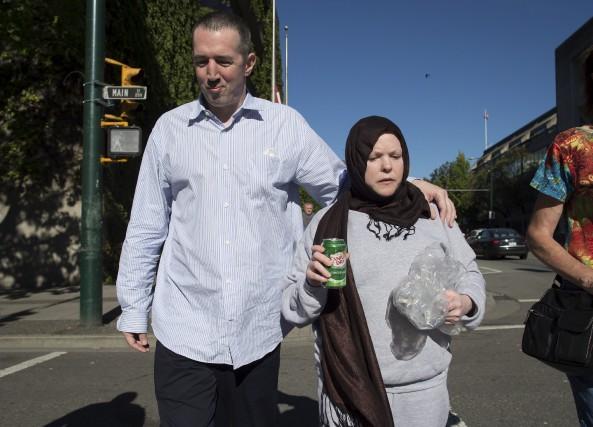 La Cour suprême de la Colombie-Britannique a renversé,... (La Presse Canadienne, Darryl Dyck)