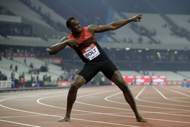 Usain Bolt... (Photo Matt Dunham, archives Associated Press)