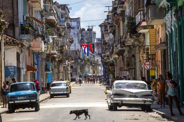 Cuba est gouvernée par Raul Castro, le frère... (AP, Desmond Boylan)