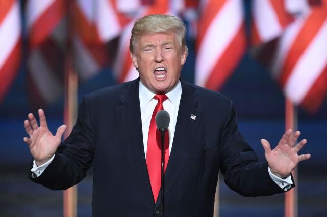 Donald Trump... (Archives AFP)