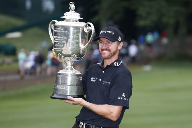 Jimmy Walker... (PHOTO REUTERS)