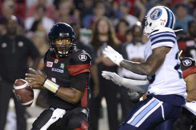 Henry Burris... (PHOTO PC)