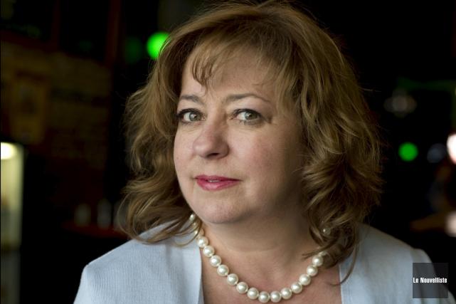 La député Sylvie Roy s'est éteinte à l'âge... (Sylvain Mayer, Le Nouvelliste)