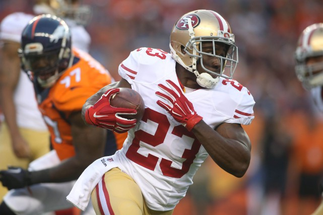 Reggie Bush... (PHOTO REUTERS)