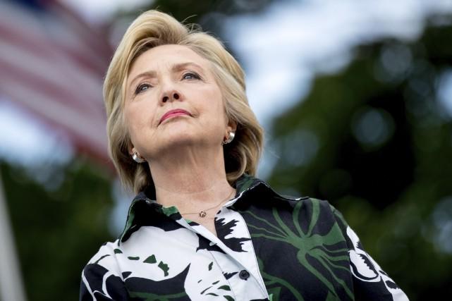 Hillary Clinton, qui est une des candidates les... (AP, Andrew Harnik)