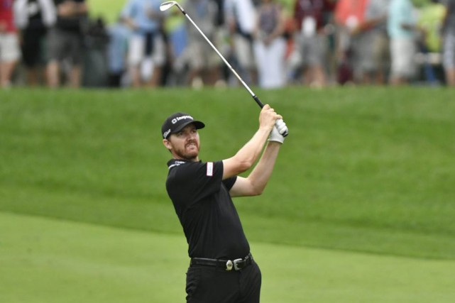 Jimmy Walker... (Photo Eric Sucar, USA Today Sports)