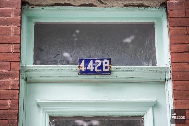 Les plaques de ce type ont été imposées... (PHOTO OLIVIER PONTBRIAND, LA PRESSE)
