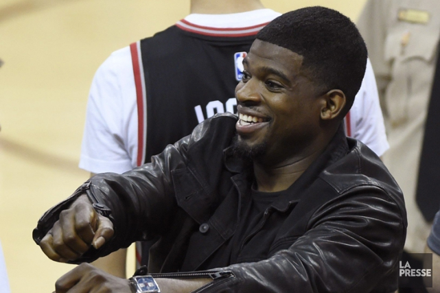 P. K. Subban lors d'un match des Cavaliers,... (PHOTO PC)