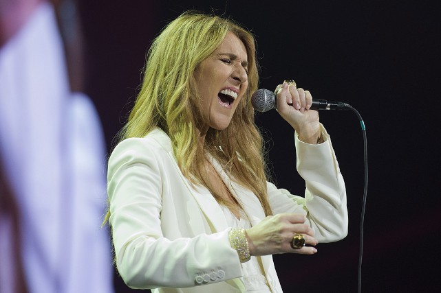 Céline Dion... (Photo PC)