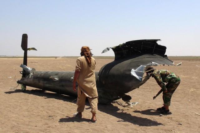 Cette attaque, la plus grave ayant visé les... (PHOTO AFP)