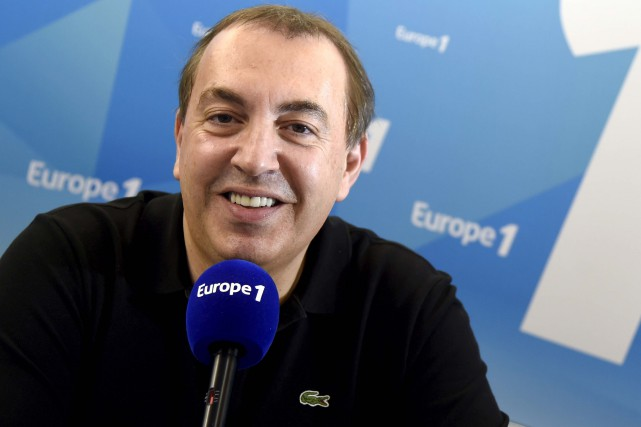 L'animateur radio et télé français Jean-Marc Morandini est... (AFP, Dominique Faget)