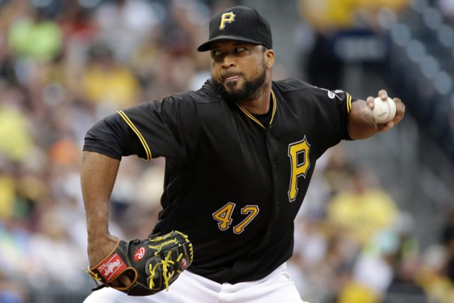 Francisco Liriano... (PHOTO AP)