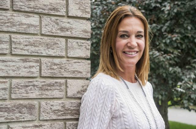Julie Tremblay a assisté au spectacle de Céline... (Spectre Média, Frédéric Côté)